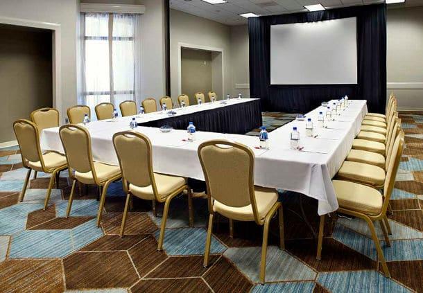 marriott meeting room
