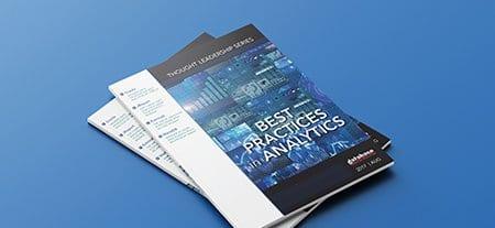 DBTA Best Practices in Analytics Report