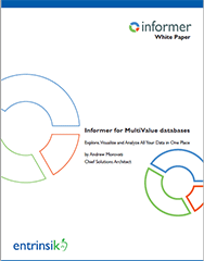 MultiValue database whitepaper cover